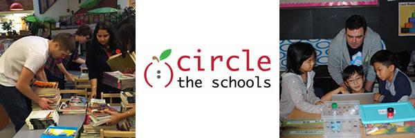 Circle the Schools