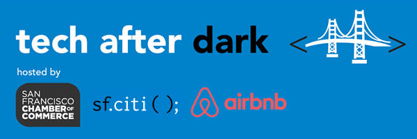 Get your tickets to Tech After Dark: Dinner, Drinks, + Networking