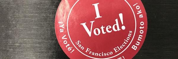June 2018 San Francisco Election Update