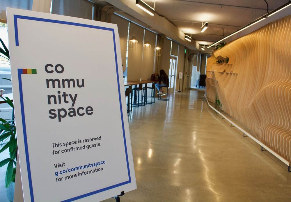 Google Open Space