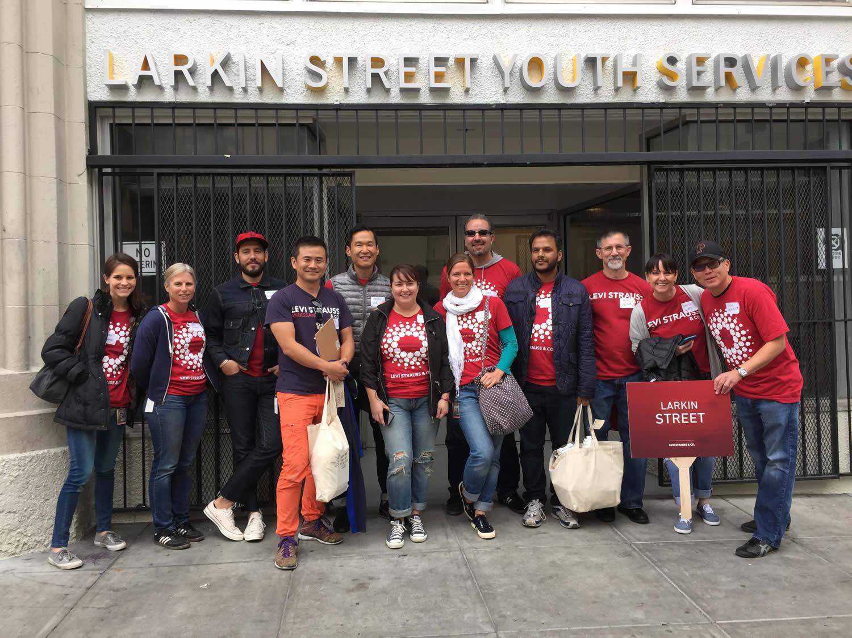 Larkin Volunteers