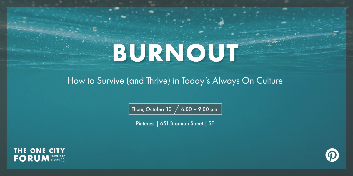 Burnout - event