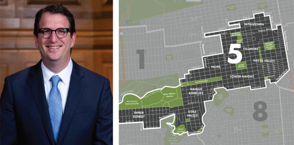 San Francisco District 5