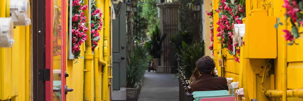 The COVID-19 Effect on San Francisco's Restaurant and Food Culture