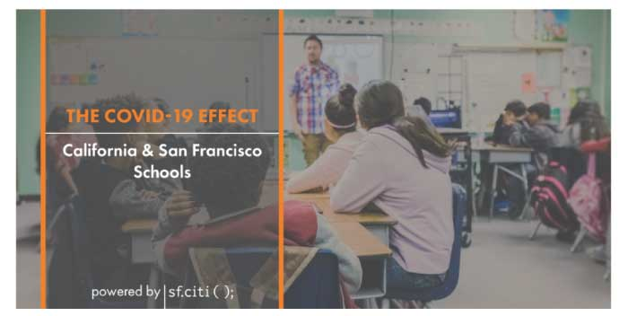 The COVID-19 Effect on California and San Francisco Schools