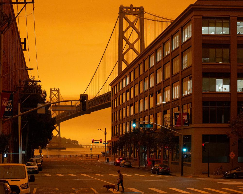 Air Quality San Francisco September 2020